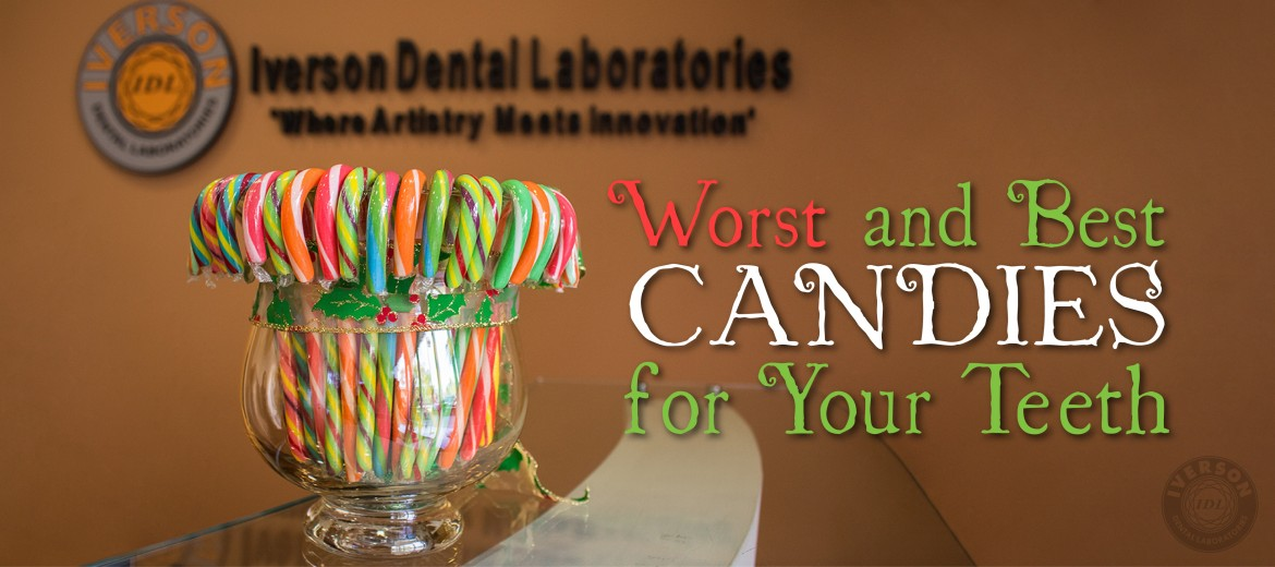 worst and best holiday candies for your teeth