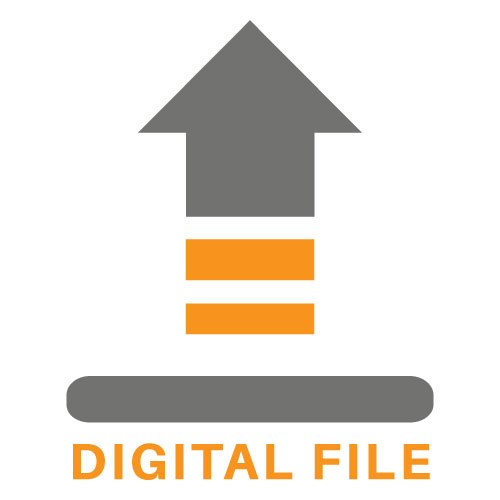 upload digital stl file